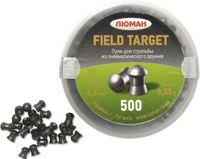 Пули Люман Field Target 4,5 мм, 0,55 гр